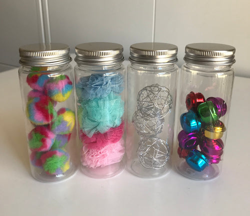 DIY Sensory Bottles Pack