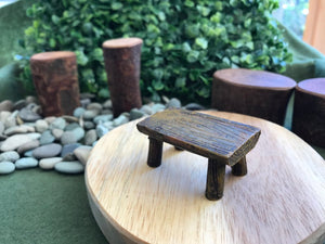 Rustic Bench/ Table