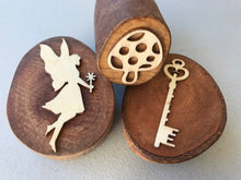 Load image into Gallery viewer, Fairy Wooden Stamper Set