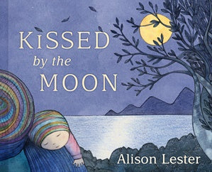 Kissed by the Moon (Board Book)