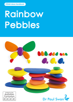 Dr Paul Swan - Rainbow Pebbles Book