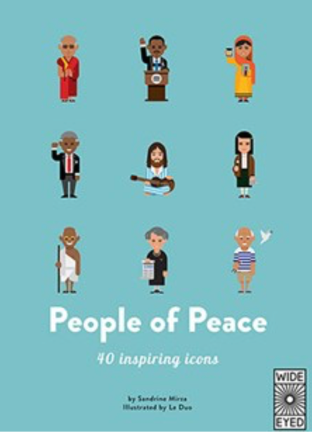 People of Peace: 40 Inspiring Icons