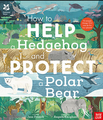 How to Help a Hedgehog and Protect a Polar Bear