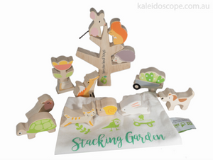 Stacking Garden Animal Friends