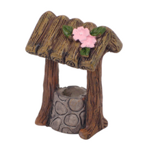 Load image into Gallery viewer, Enchanted Garden Wishing Well
