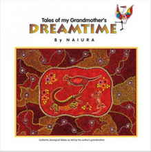 Load image into Gallery viewer, Tales Of My Grandmother's Dreamtime- Book 1