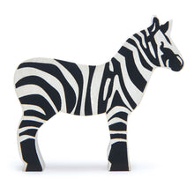 Load image into Gallery viewer, Zebra Wooden Animal