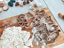 Load image into Gallery viewer, Christmas Mini Eco Cutter Set of 6