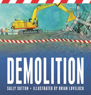 Demolition Board Book