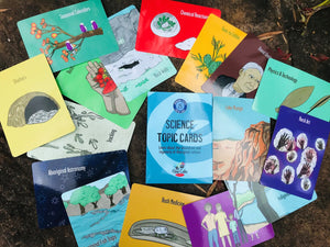 Aboriginal Science Topic Cards