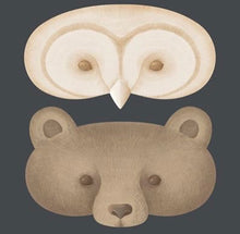 Load image into Gallery viewer, Bear Mask