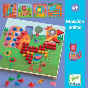 Animo Mosaico Peg Board