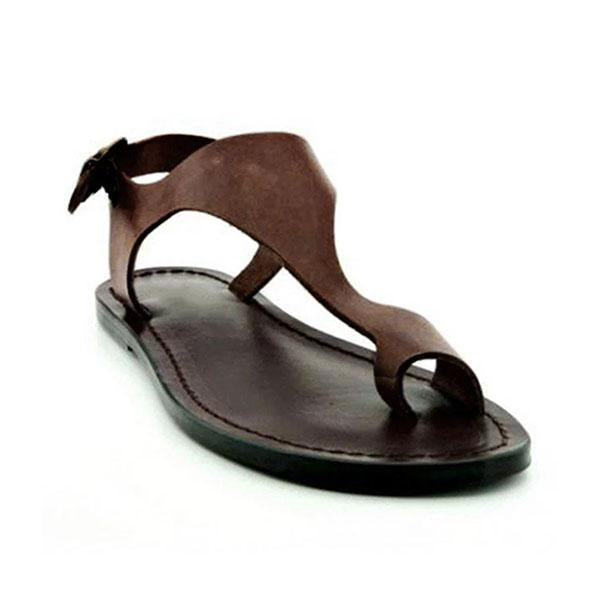 Freeinshop  Daily Casual Slip-On Holiday Sandals