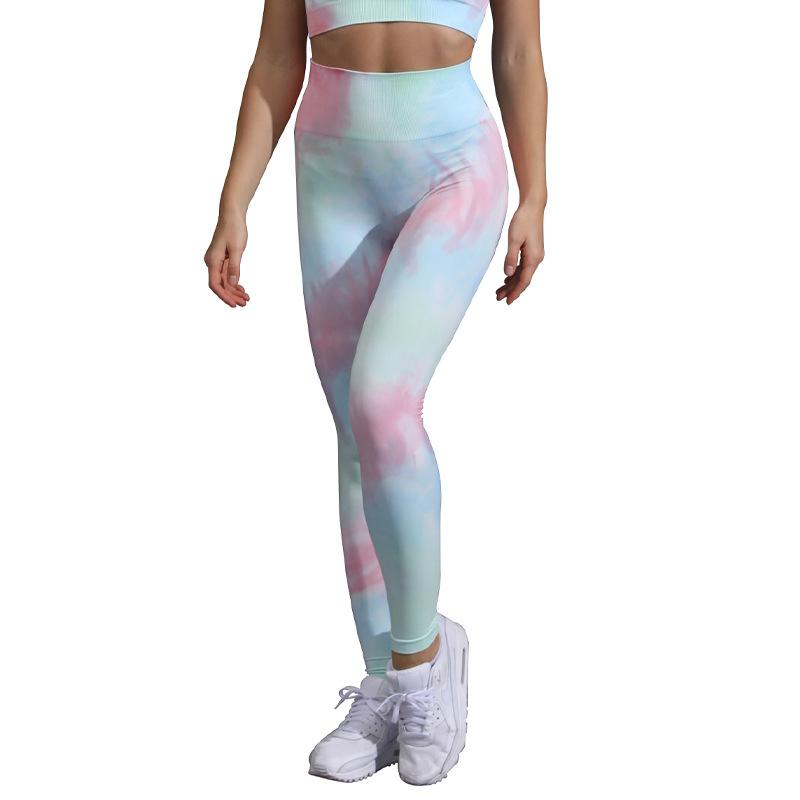 Freeinshop High Waisted Tummy Control Yoga Pants