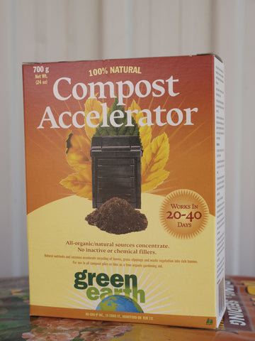 Green Earth Compost Accelerator