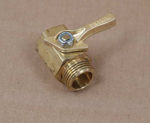 Brass Shut-Off Valve