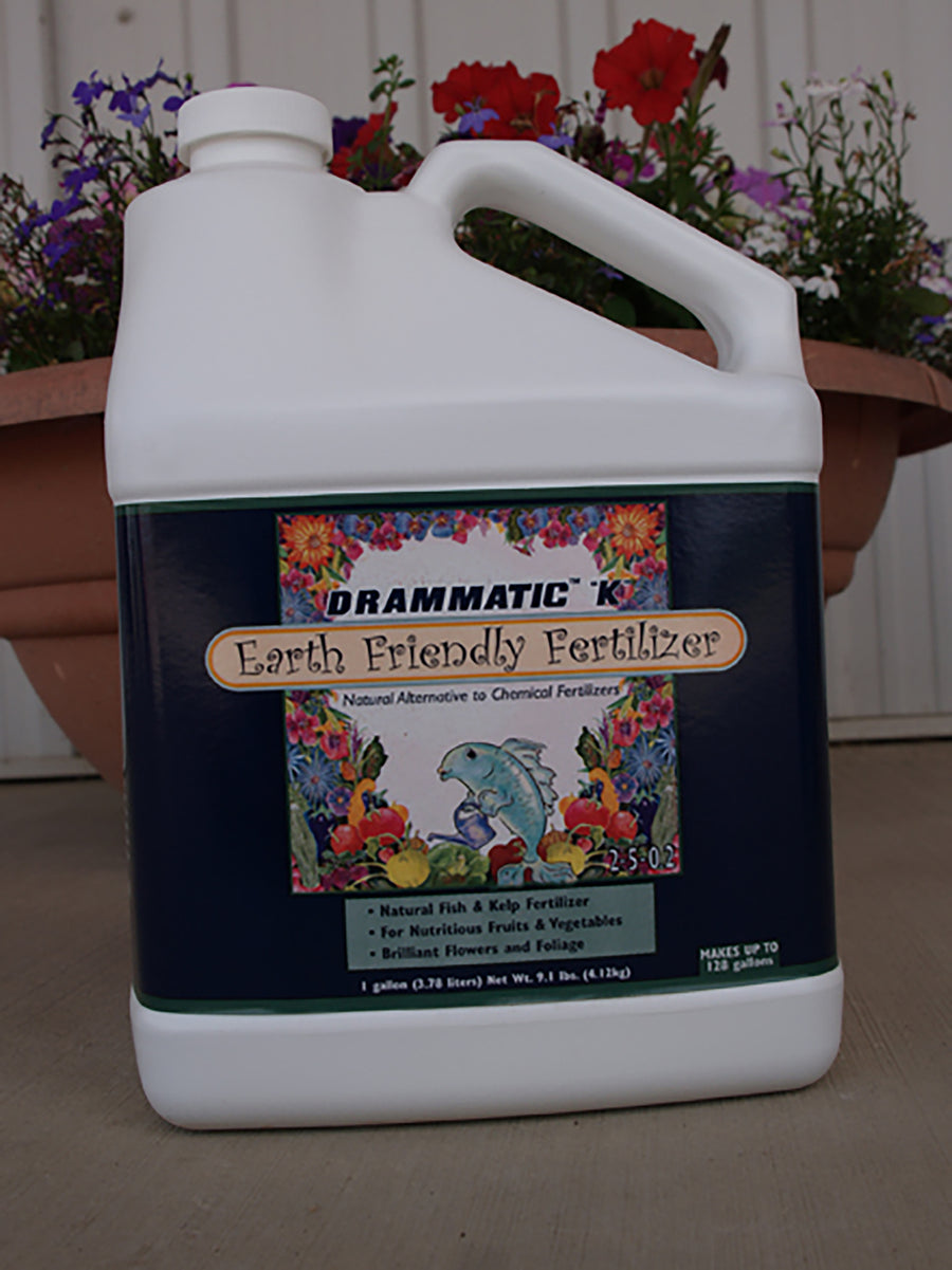 Drammatic Organic with Kelp 2-4-1 19L