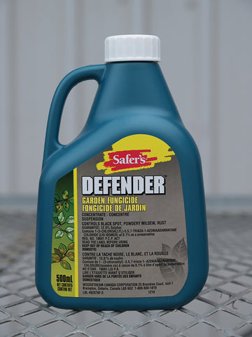 Safer's Defender Garden 500ml