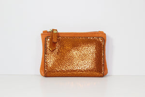 Monedero Leopardo Orange