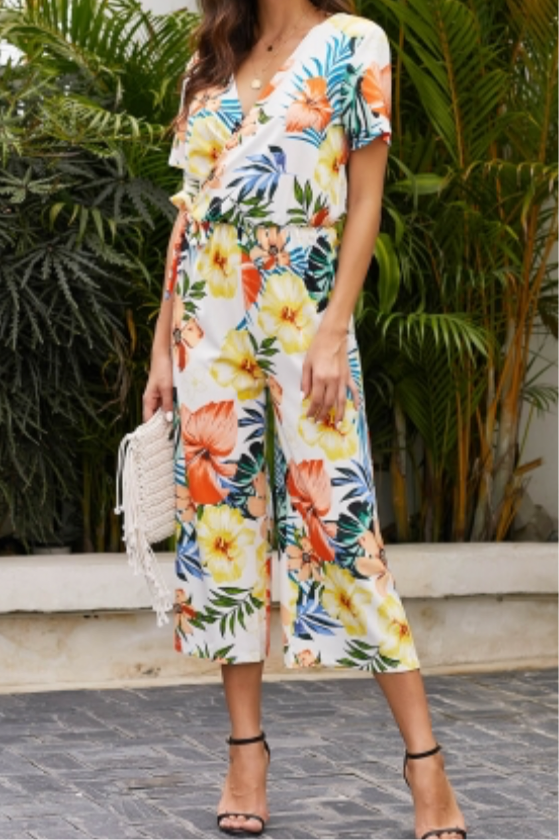 TAKE ME TO MAUI JUMPSUIT