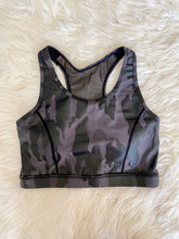 Load image into Gallery viewer, CAMO SPORTS BRA