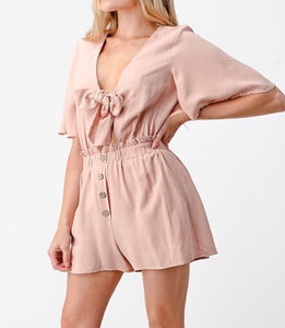 HAPPY TIMES ROMPER