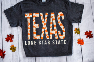 TEXAS PUMPKIN