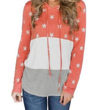 Load image into Gallery viewer, STARS AT NIGHT HOODIE