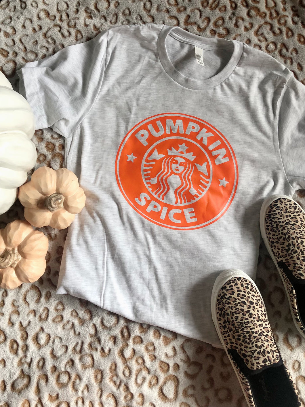 PUMPKIN SPICE COFFEE TEE