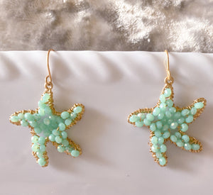DANTIY STAR EARRINGS