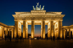 Papermoon Brandenburger Tor Vlies Fotobehang 350x260cm | Yourdecoration.nl
