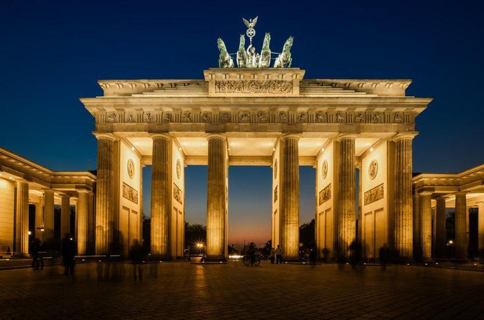 Papermoon Brandenburger Tor Vlies Fotobehang 350x260cm