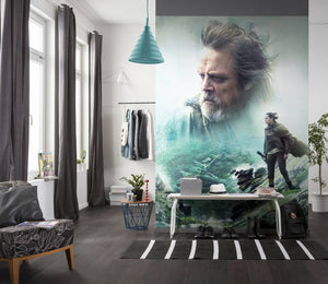 Komar Star Wars The Last Jedi Fotobehang 184x254cm | Yourdecoration.nl
