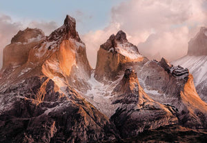 Komar Torres del Paine Fotobehang National Geographic 254x184cm | Yourdecoration.nl