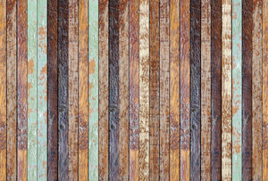 Wizard+Genius Vintage Wooden Wall Vlies Fotobehang 384x260cm 8-banen | Yourdecoration.nl