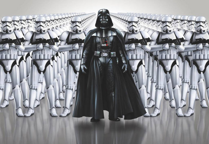 Komar Star Wars Imperial Force Fotobehang 368x254cm