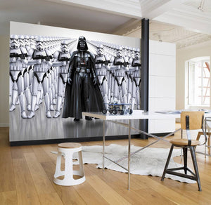 Komar Star Wars Imperial Force Fotobehang 368x254cm | Yourdecoration.nl