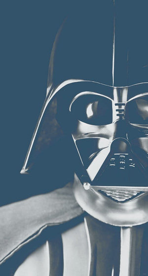 Komar Star Wars Classic Icons Vader Vlies Fotobehang 150x250cm 3-banen | Yourdecoration.nl