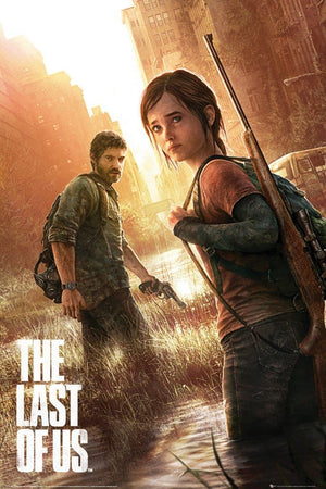 GBeye The Last of Us Key Art Poster 61x91,5cm | Yourdecoration.nl