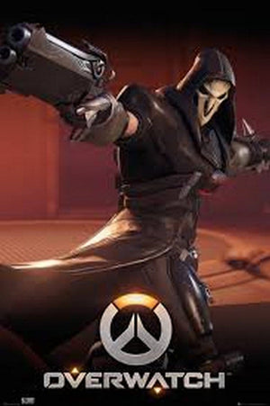 GBeye Overwatch Reaper Poster 61x91,5cm | Yourdecoration.nl