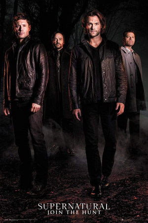GBeye Supernatural Season 12 Key Art Poster 61x91,5cm | Yourdecoration.nl