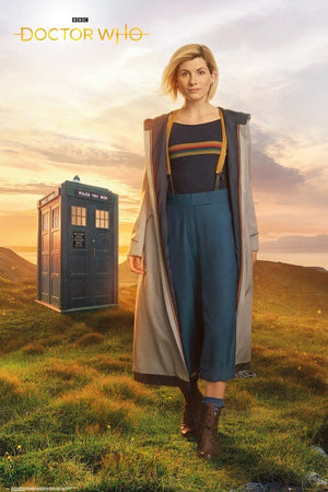 GBeye Doctor Who 13th Doctor Poster 61x91,5cm | Yourdecoration.nl