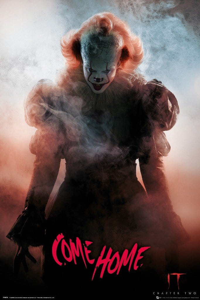 GBeye IT Chapter 2 Come Home Poster 61x91,5cm
