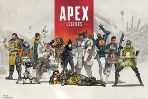 GBeye Apex Legends Group Poster 91,5x61cm | Yourdecoration.nl