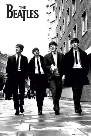 GBeye The Beatles In London Poster 61x91,5cm | Yourdecoration.nl