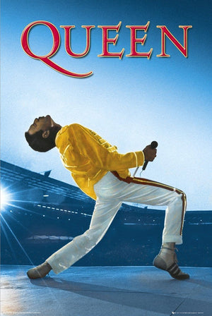 GBeye Queen Wembley Poster 61x91,5cm | Yourdecoration.nl