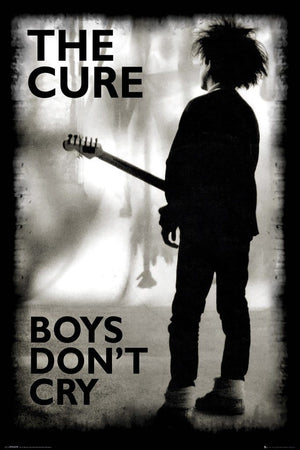 GBeye The Cure Boys Dont Cry Poster 61x91,5cm | Yourdecoration.nl