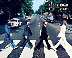 GBeye The Beatles Abbey Road Poster 50x40cm | Yourdecoration.nl