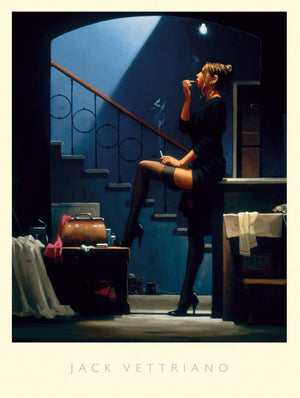 Jack Vettriano - Dance for Money Kunstdruk 60x80cm | Yourdecoration.nl