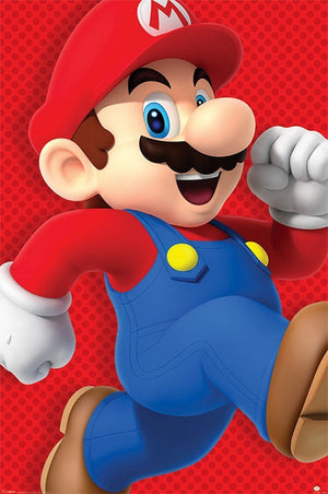 Pyramid Super Mario Run Poster 61x91,5cm | Yourdecoration.nl
